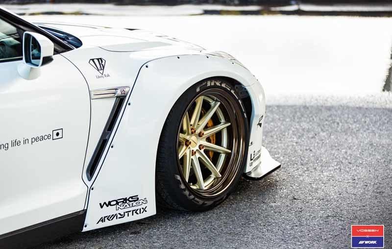 Vossen VWS-1 (X Work Series)