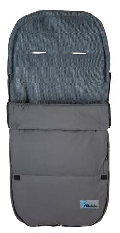 AL2400 Altabebe Демисезонный конверт  Microfibre 90x45 (Dark grey)