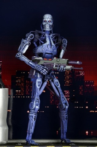 Робокоп против Терминатора фигурки Эндоскелет Video Game