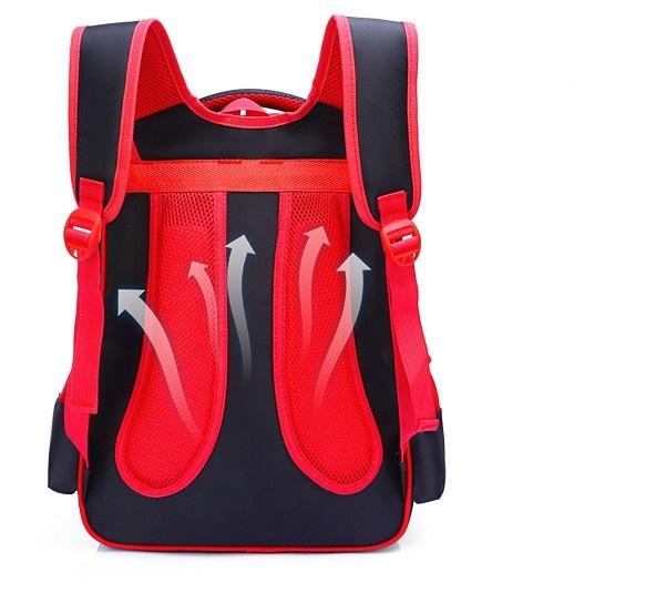 Человек паук рюкзак школьный