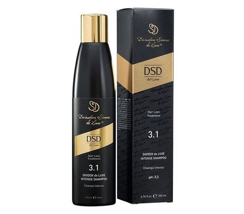 3.1.Интенсивный шампунь Dixidox DeLuxe / Dixidox DeLux Intense  shampoo