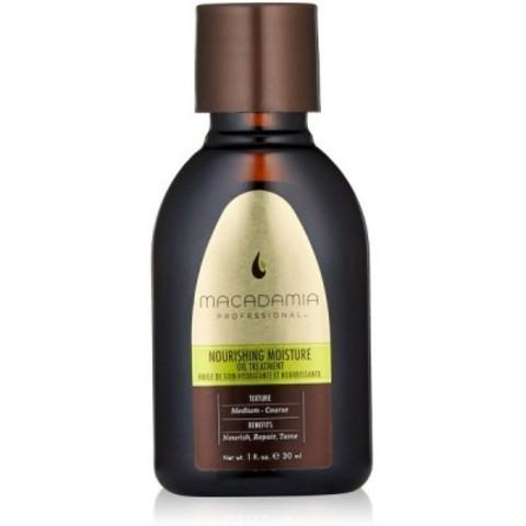 Macadamia Professional: Уход-масло увлажняющий (Nourishing Moisture Oil), 30мл