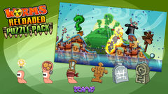 Worms Reloaded - Puzzle Pack (для ПК, цифровой ключ)