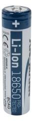 Аккумулятор 18650 LI-ION ANSMANN 3.6V, 3500mAh