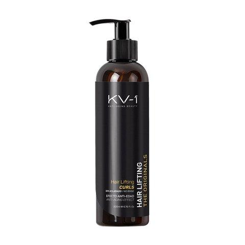 KV-1 Несмываемый крем-лифтинг для кудрявых волос THE ORIGINALS Hair Lifting Curl