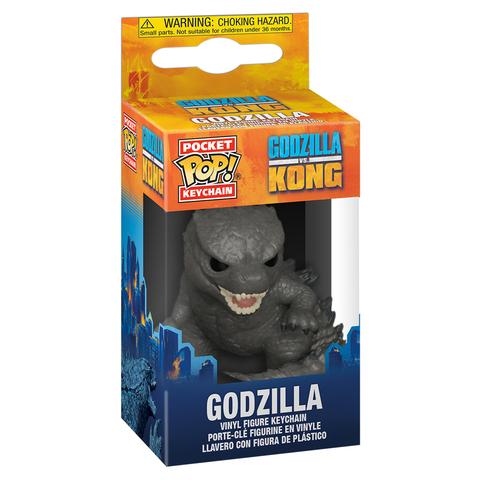 Брелок Funko POP! Keychain Godzilla Vs Kong Godzilla    Годзилла