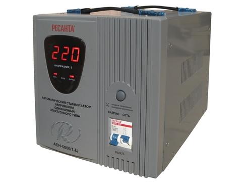 Стабилизатор Ресанта ACH-5000/1-Ц