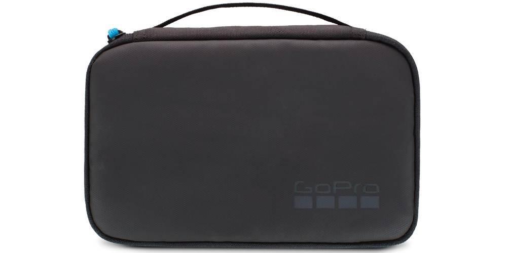 Кейс для камеры и аксессуаров GoPro Compact Case (ABCCS-001) вид сбоку