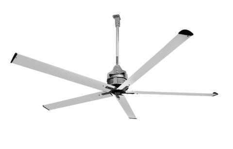 Потолочный вентилятор Vortice Nordik HVLS Super Blade 600/240