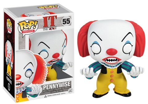 IT. Pennywise Funko Pop! Vinyl Figure || Клоун Пеннивайз