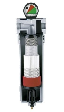 Магистральный фильтр Remeza R2406-AM в разрезе