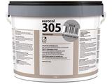 Forbo 305 Beton Design отделочная паста, Platinum Grey / 7 кг