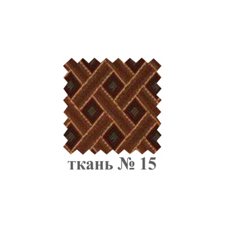 Стул М20 деревянный венге, ткань 15