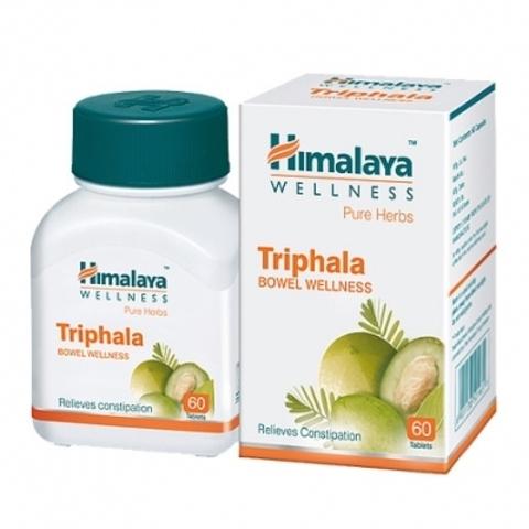 Трифала (Triphala) Himalaya 60 таб