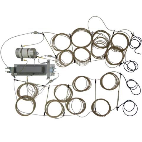 Широкодиапазонная КВ антенна Radial T2-FD(L)-500