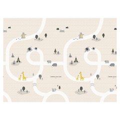 Parklon Портативный коврик Portable 140x200x1 см, Лесные тропинки
