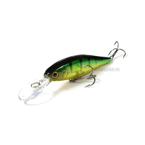 Воблер Lucky Craft Pointer 78DD-280 Aurora Green Perch