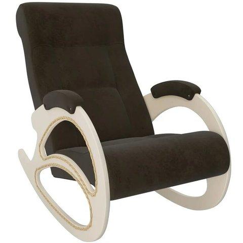 Кресло-качалка Комфорт Модель 4 дуб шампань/Verona Wenge