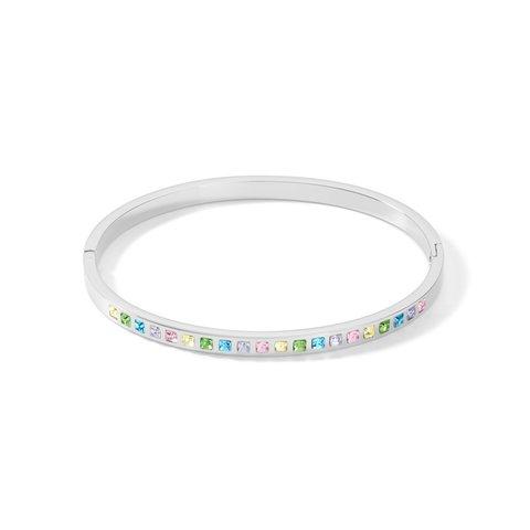 Браслет Multi-Pastel-Silver 0130/37-1580