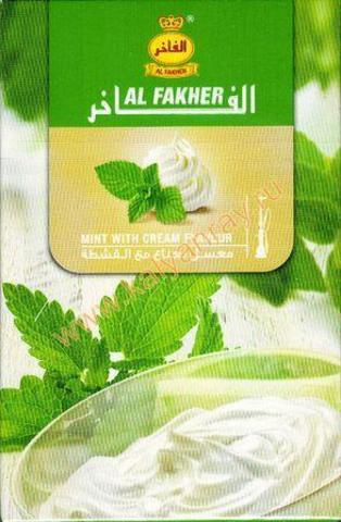 Al Fakher Мята с кремом