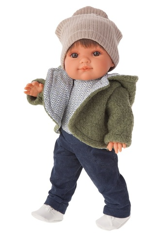 Munecas Antonio Juan Кукла Рафаэль, 38 см (2265)