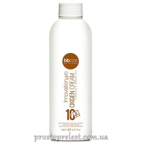 BBcos Innovation Evo Oxigen Cream 10 Vol - Окислювач кремообразний 3%