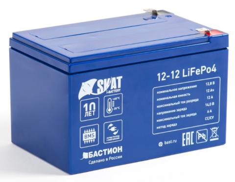 Аккумуляторная батарея Skat i-Battery 12-12 LiFePO4