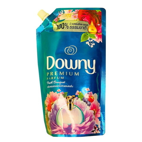 Тайский Кондиционер для Стирки Белья Концентрированный Fresh Bouguet 560мл Downy
