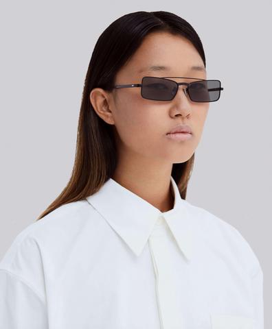 Солнцезащитные очки Fakoshima Jin Black