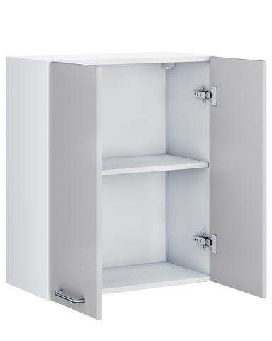 Шкаф кухонный  РИВЬЕРА со стеклом 600