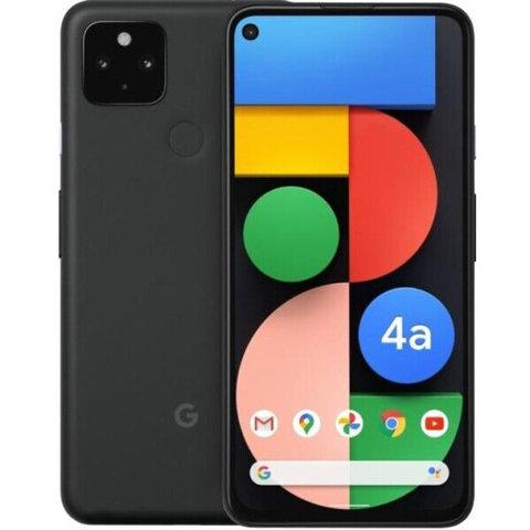 Смартфон Google Pixel 4a 5G 6/128Gb Black (Черный)