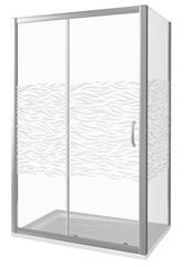 Душевое ограждение (боковая часть) Good Door INFINITY SP-90 -W-CH 90 см