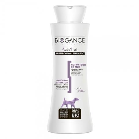 Натуральный BIO-шампунь для активации роста шерсти Biogance Activ'Hair 250 мл 250 мл
