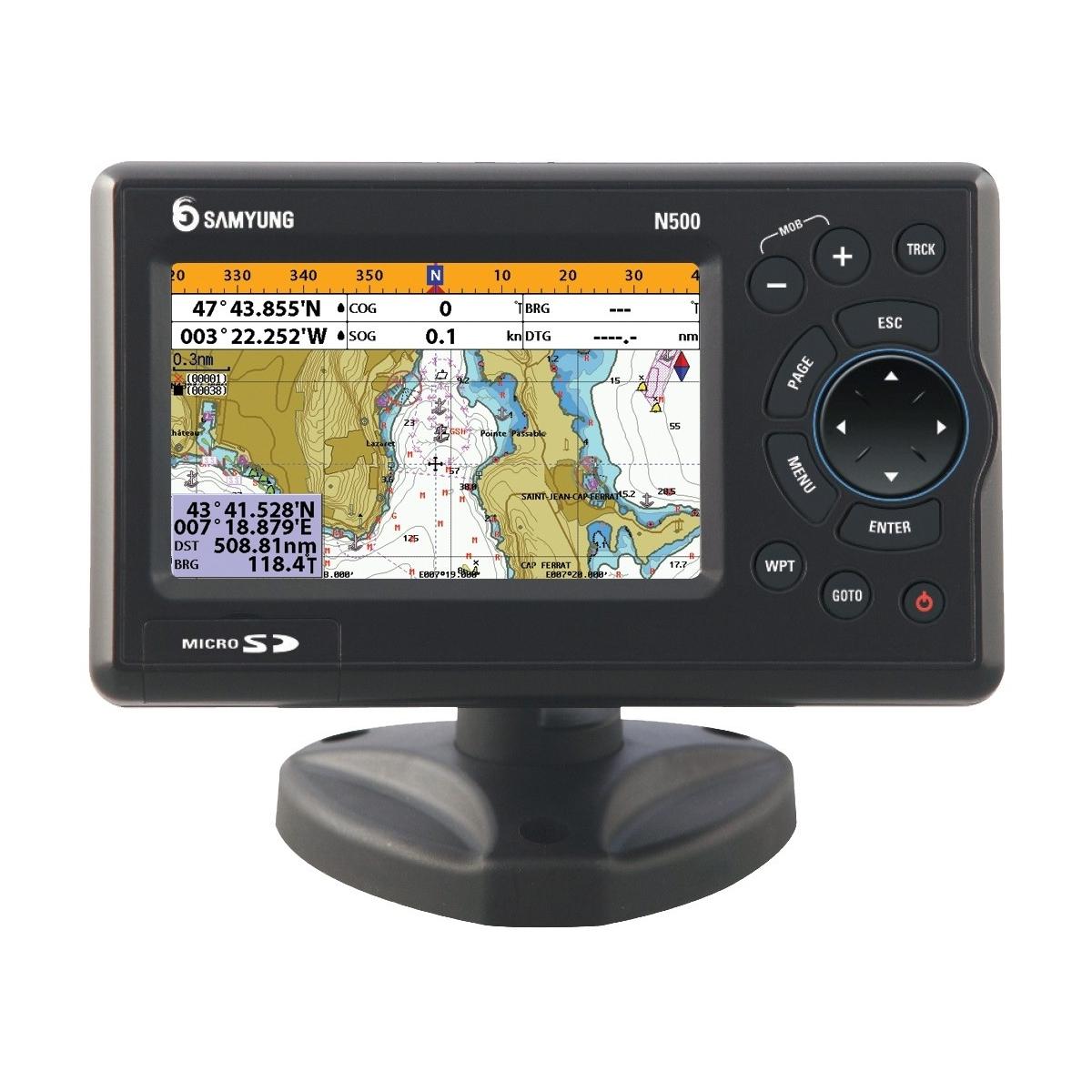 GPS N500