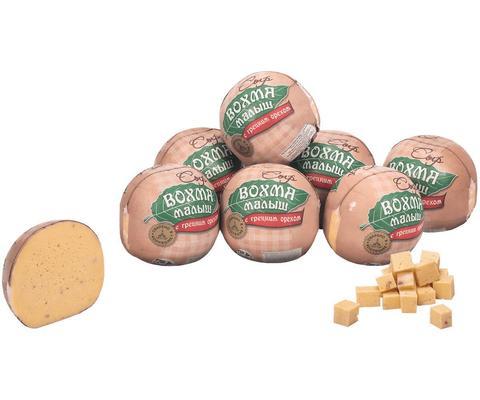 Сыр Малыш орех 50%  ИП