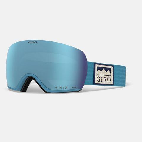 Маска GIRO LUSI Powder Blue Alps/Vivid Royal 19/Vivid Infrared 50