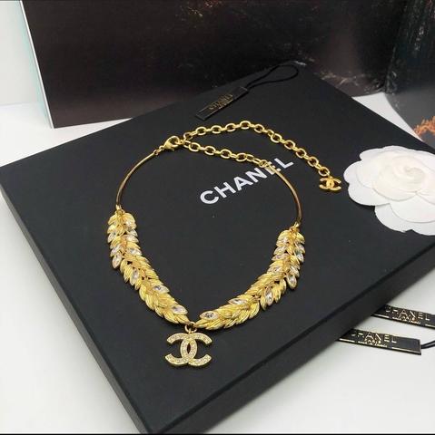 Колье Chanel Колос