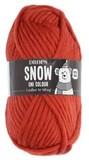 Пряжа Drops Snow Eskimo 07 терракот