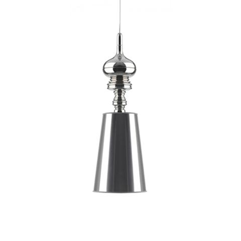 Подвесной светильник Josephine by Jaime Hayon (серебряный)