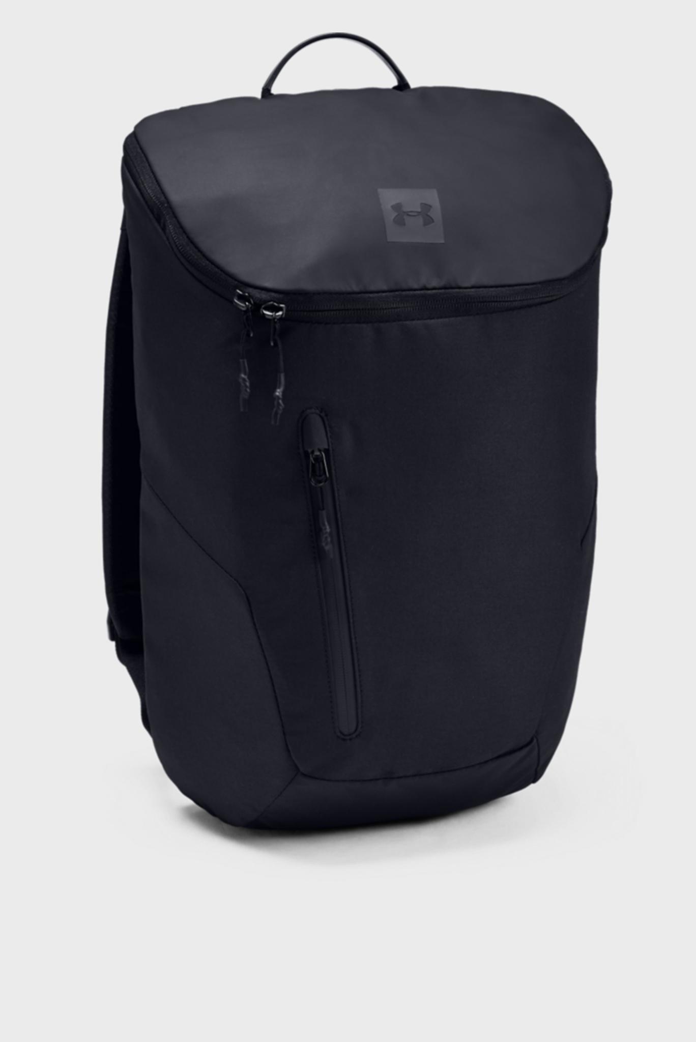 Черный рюкзак UA Sportstyle Backpack-BLK Under Armour