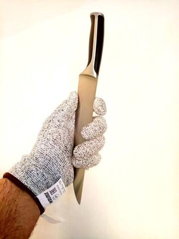 Перчатки кухонные трикотажные 11#,  Wolmex