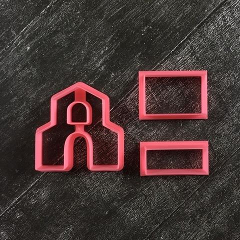 Домик на кружку №5