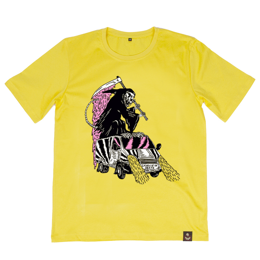 Газель смерти / футболка