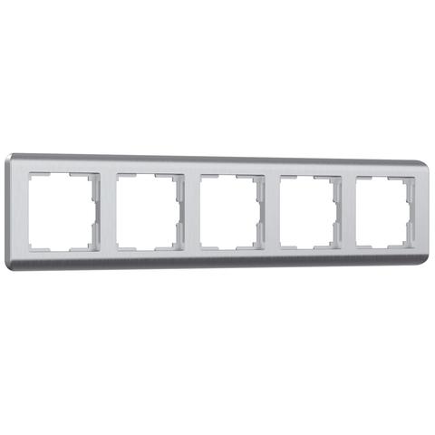 Werkel Рамка W0052106 (WL12-Frame-05) Серебро