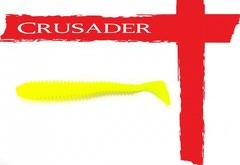 Виброхвост Crusader No.02 80мм, цв.038, 10шт.