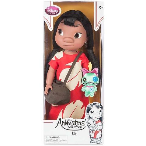 Дисней Лило и Стич Аниматор кукла Лило 40 см