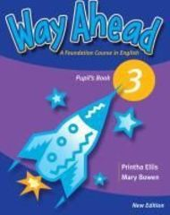 Way Ahead New Edition Level 3 Pupils Book & CD ROM Pack