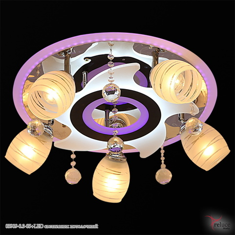 05909-0.3-05+LED светильник потолочный