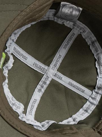 "Green khaki cap Murom ""Spring conscription"""