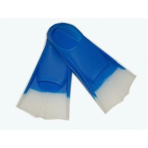 Ласты для плавания в бассейне в полиэтиленовой сумке. Размер 39-40. Материал:  латекс. :W27: (Спр) (32917)